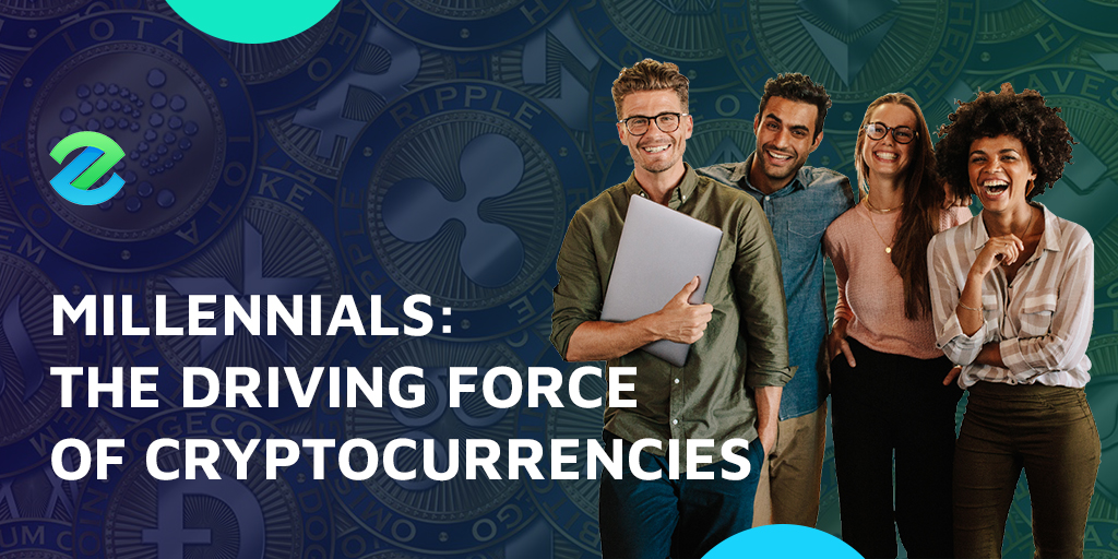 Millennials: the driving force of cryptocurrencies