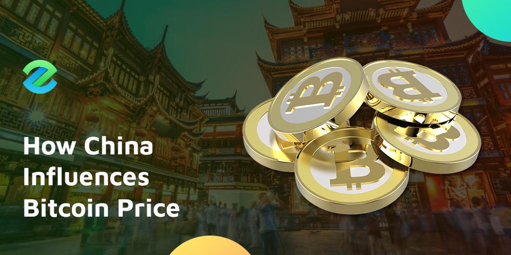 How China Influences Bitcoin Price
